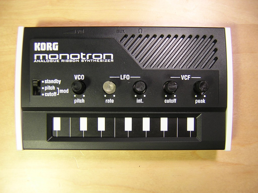 korg monotron mods and resources