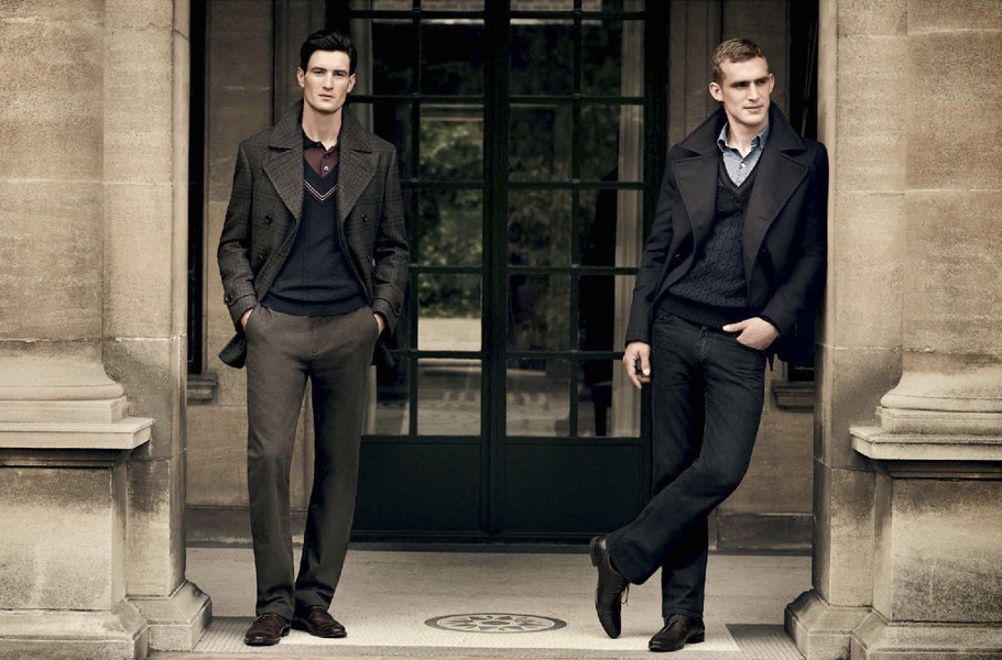 Owen Steuart0323_KENT & CURWEN AW 2011 Collection(Official)