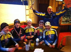 DNIJ wint Klaarbeekbokaal 2011