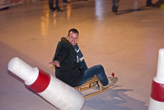 2011-12-28 Human Ice Bowling