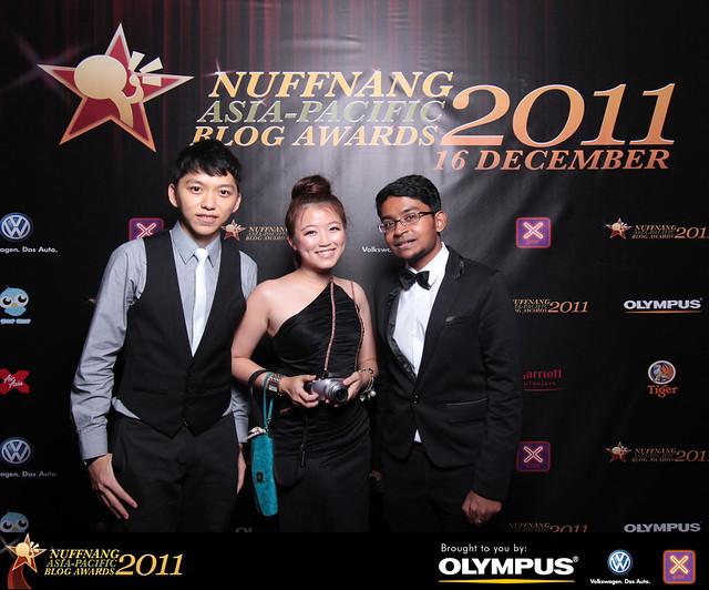 Nuffnang Asia-Pasific Blog Awards 2011 NAPBAS | TianChad.com