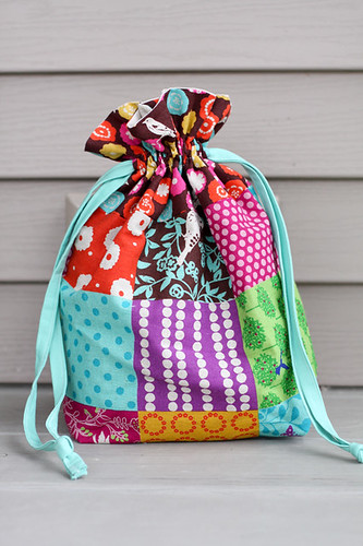 Drawstring Bag by jenib320