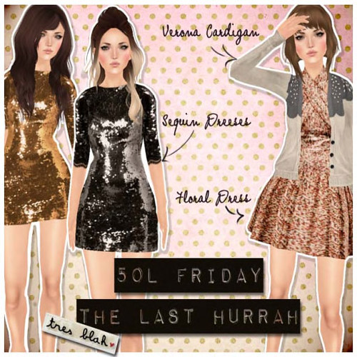 50L Friday - Last Hurrah by Cherokeeh Asteria