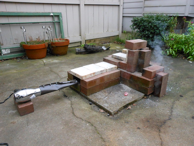 backyard forge flickr photo sharing