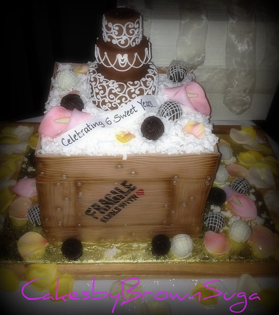 Cake Designs Jackie Brown Croydon : Jackie s 6th Wedding Anniversary Flickr - Photo Sharing!