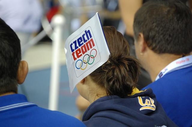Czech supporters at Rijeka 2008