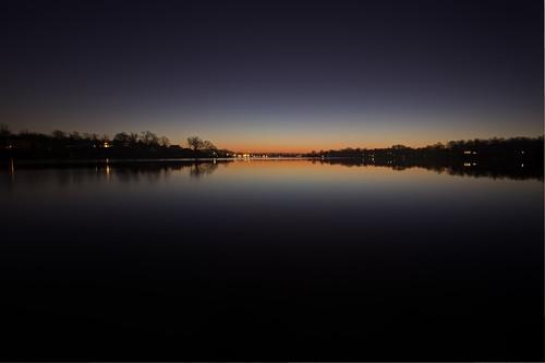 longexposure sunrise canon glow maryland 365 annapolis predawn firstlight 375 southriver 366 112012 5dmkii singhrayrgnd ef1740f40lusm 395seconcds