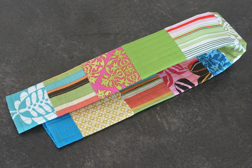 Christmas Gift Sewing - Camera Strap