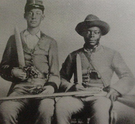 Andrew and Silas Chandler