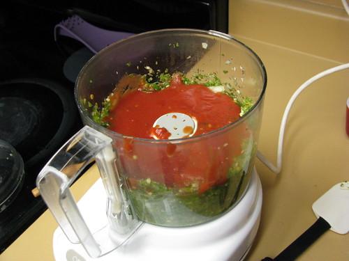 16 oz tomato sauce