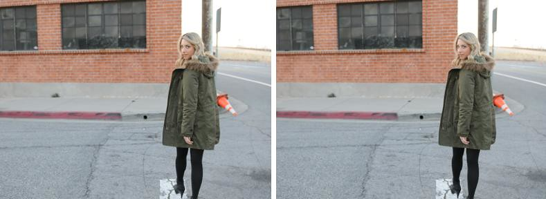 Cupcakes and Cashmere Parka