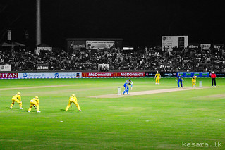 """IMG_0365_20110806 """"Sri Lanka vs. Australia"""""""