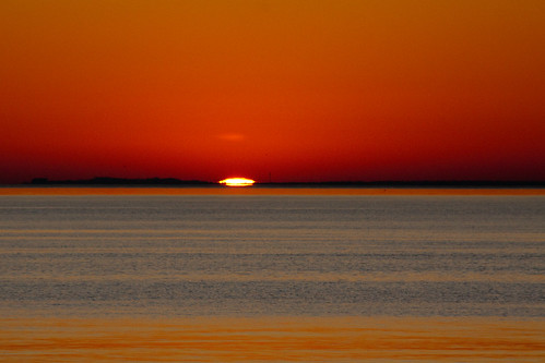 sunrise virginia hampton chesapeakebay