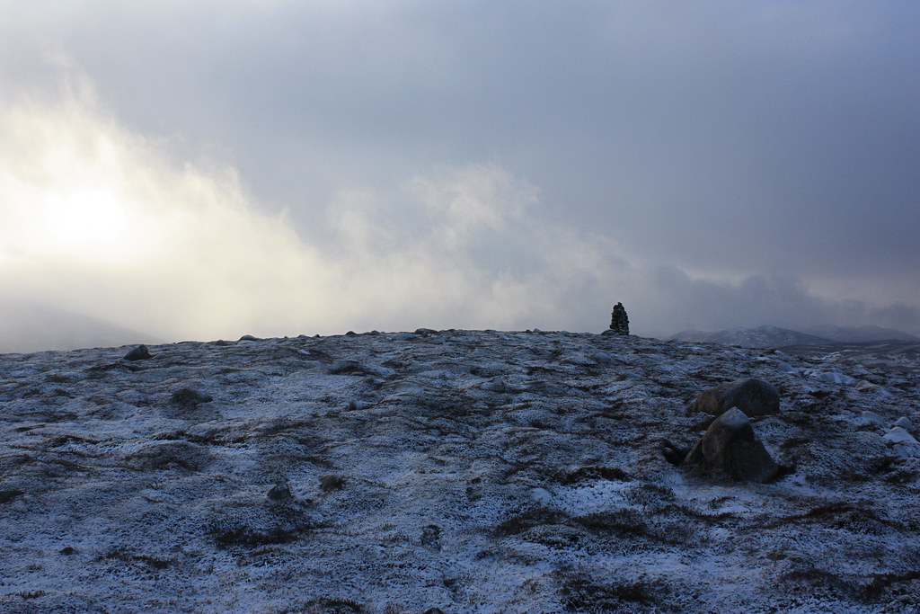 Summit of Gathering Cairn