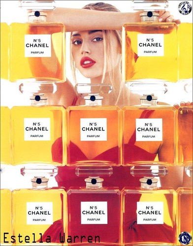 Estella-Warren-modelo-perfume-Chanel