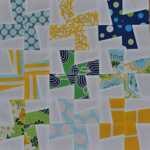 Whirligig Quilt Block Tutorial