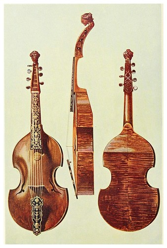 008-Viola de Amore-Musical instruments, historic, rare and unique