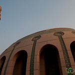 Mosque and Minaret at Dawn - Cairo, Egypt