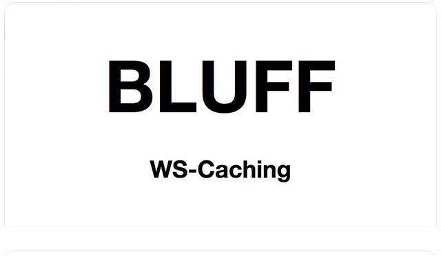 WS-Bluff