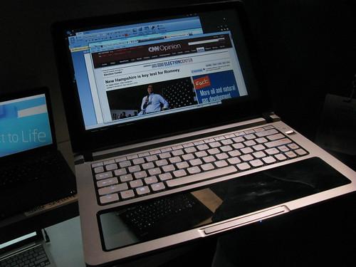Nikiski Concept Laptop