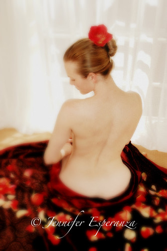 ~ Sarah & Roses ~ by Jennifer Esperanza
