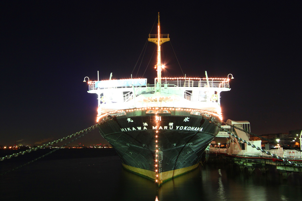 Yokohama Night Photo (20)