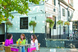 """Oldest """"Inn"""" in England in the City"""