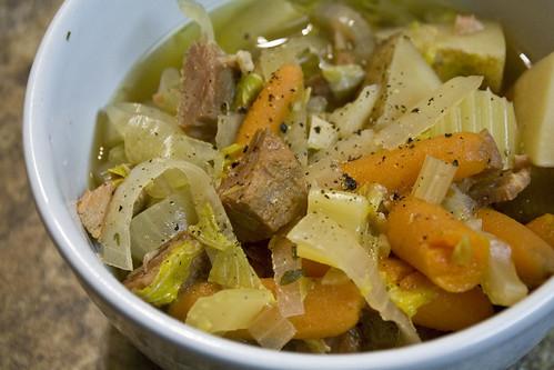 Ham Stew Recipe (Slow Cooker)