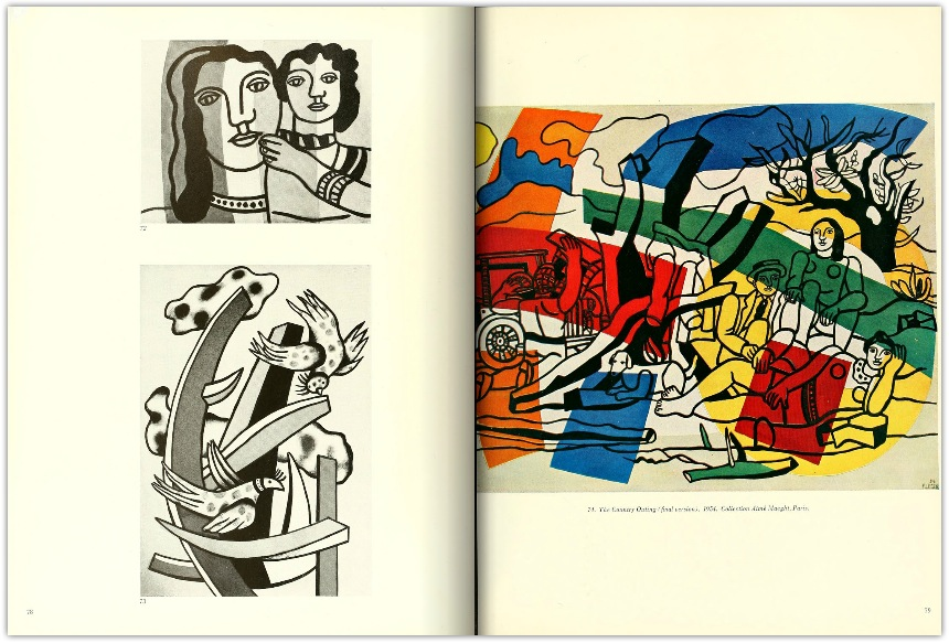 FERNAND LÉGER: FIVE THEMES AND VARIATIONS - Guggenheim museum digital archive