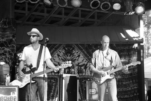 Andrew Trube & Daryl HanceWanee Music Festival 2010