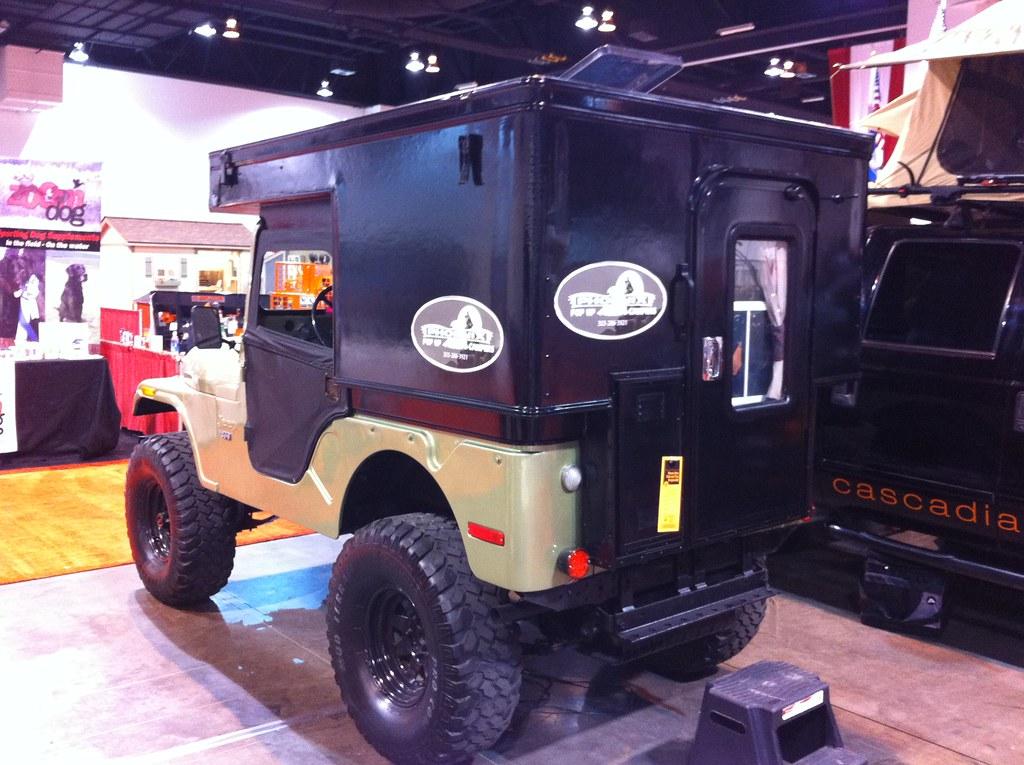 Photo Gallery   Phoenix Pop Up - Custom Truck Campers ...