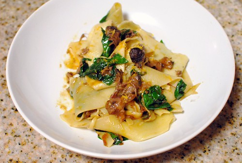 6682919391 23c26333a6 Pappardelle with Oxtail Ragu