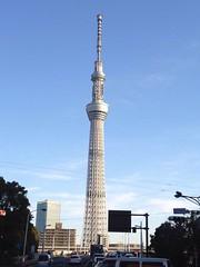 TOKYO SKY TREE 2012-01-08