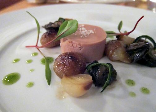 ... gras king cake cupcakes foie gras torchon vs terrine foie gras torchon