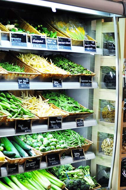 Eataly's produce