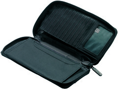 Document case for travellers
