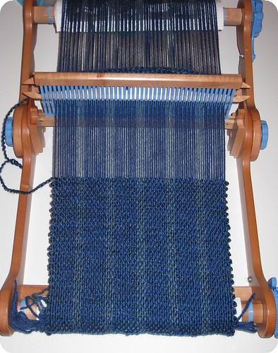 Mid-weave