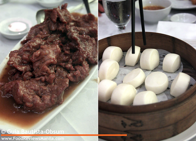 Kirin Braised Beef in Honey Sauce with Steamed Buns