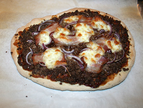 34 - Pizza Conchita - Fertig gebacken II