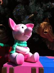 Piglet - Disney's Animal Kingdom Christmas Tree