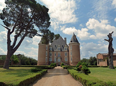 Château de Saint-Élix-le-Château - Photo of Goutevernisse