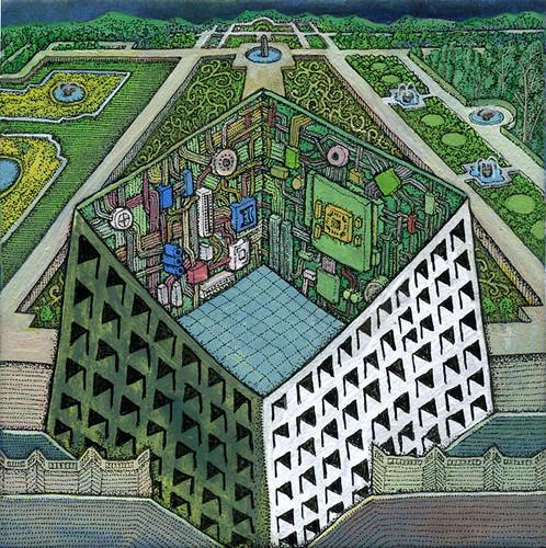 "Tadashi Moriyama ""Garden View From the Memory Room"""