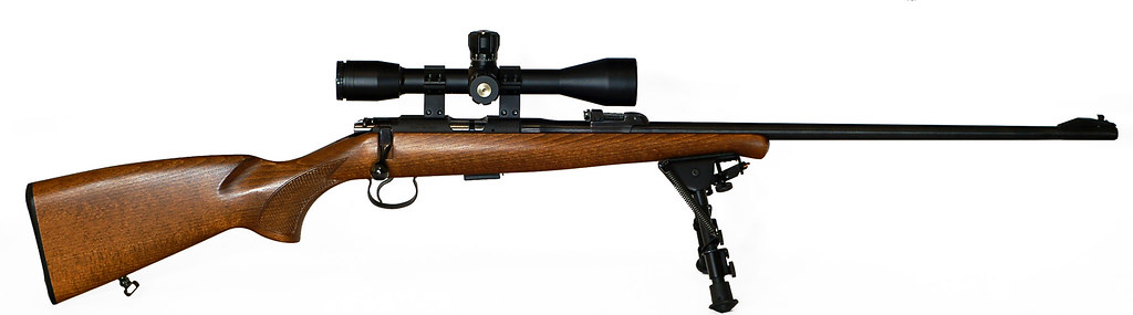 Precision Target Rifle