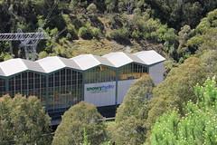 station électrique de Murray