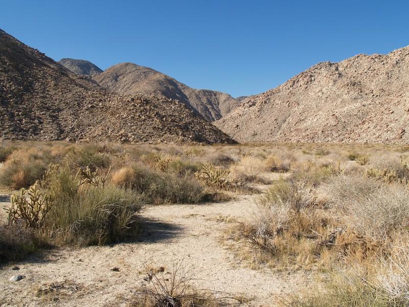 Sheep Canyon Trail