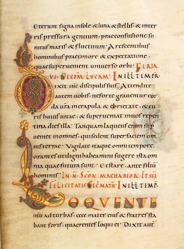 013-Gero-Codex  Evangelistar Hs 1948- Universitäts- und Landesbibliothek Darmstadt