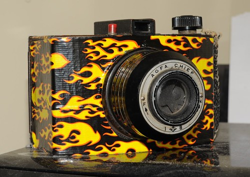Flame-Powered Agfa Chief