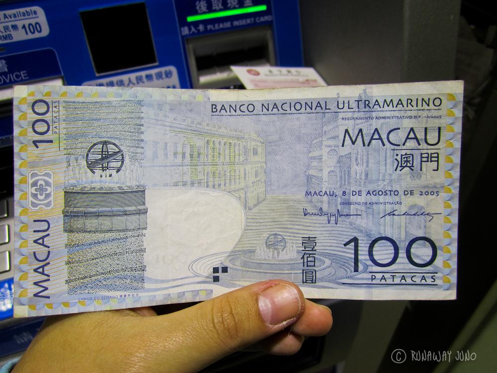 Patacas - Macau Currency