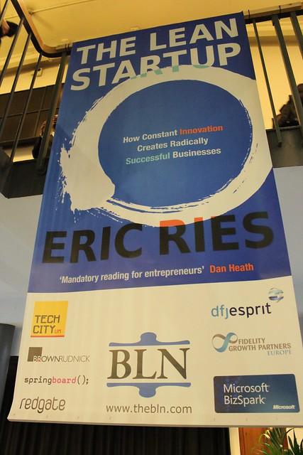 Eric Ries, #BLNLean