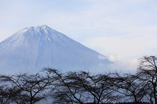 無料写真素材, 自然風景, 山, 富士山, 風景  日本